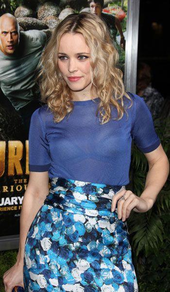 Midnight In Paris Actress Rachel Mcadams Wows In Peter Som Grazia Fashion Rachelmcadams