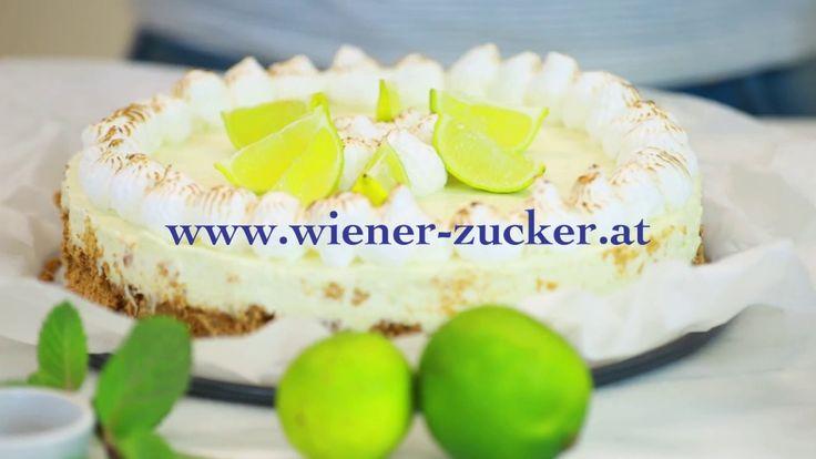 Rezept: Weißer Schokolade Cheesecake - Zubereitung mit Wiener Zucker Sch...