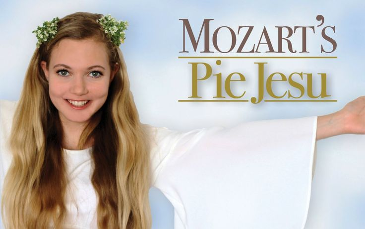 Pie Jesu -  Live Performance by Mozart - (Andrew Lloyd Webber)