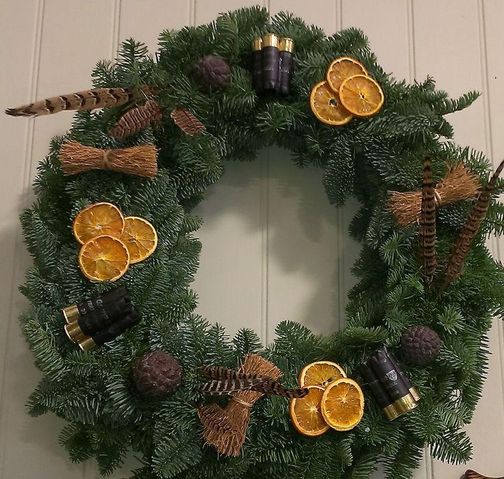 Gamekeepers wreath