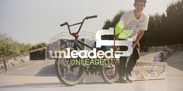 Roland Pellegrin / Unleaded Bmx / Kink Bmx by Unleaded bmx. The French distributor and shop Unleaded Bmx welcomes Roland Pellegrin to the French Kink team.
