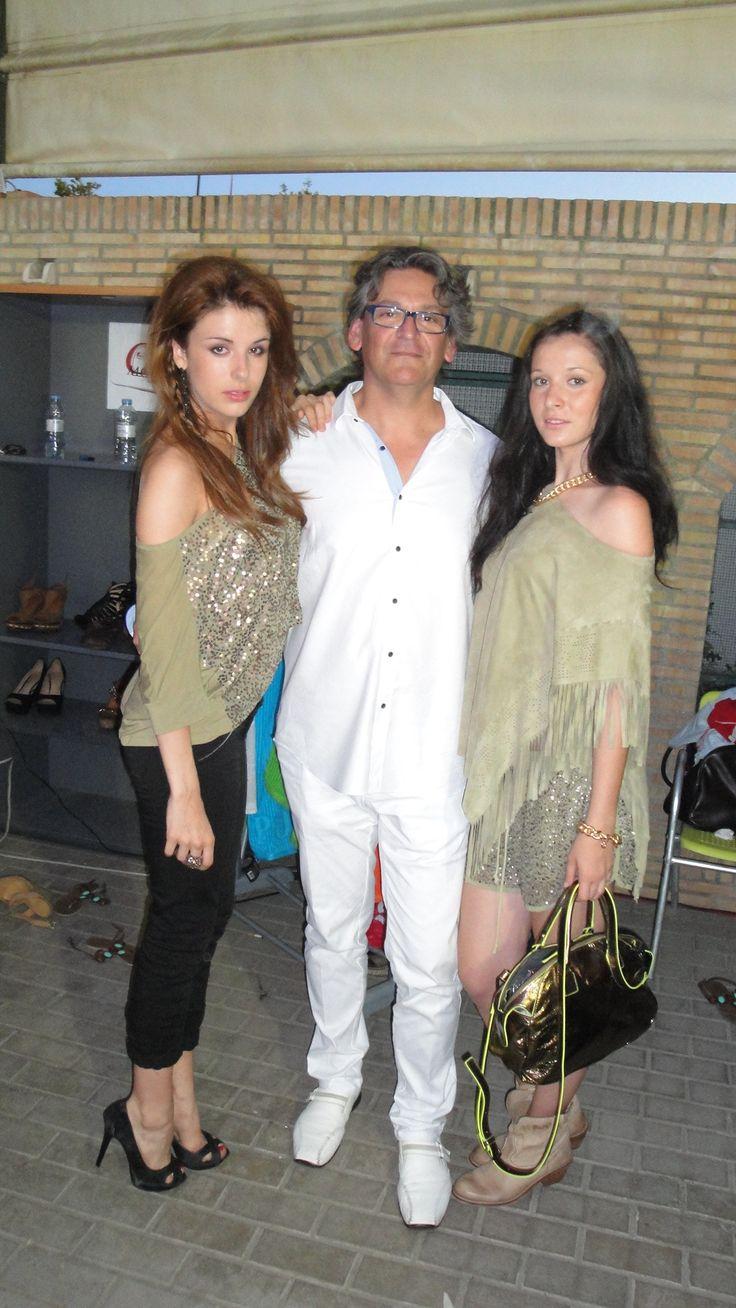 Desfile de Moda y Joyería. www.joyeriagarnica.es