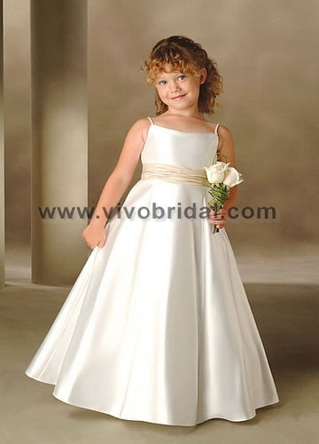 Vivo Bridal - Flower Girl DressE-0012