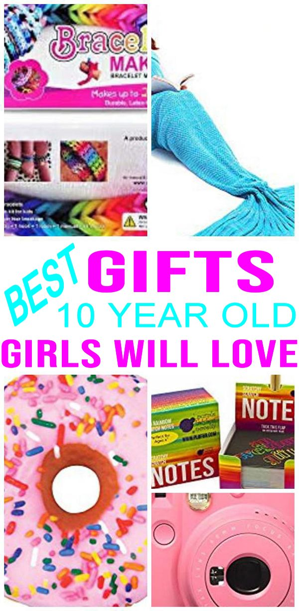 BEST Gifts for 10 year old girls! Great present ideas for birthday ... 5424b98ebd