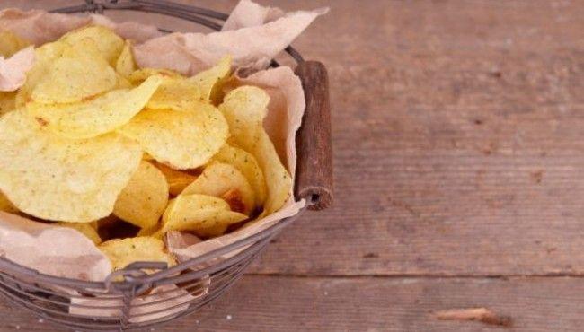 Perché non riusciamo a smettere di mangiare patatine fritte? La colpa è del sale