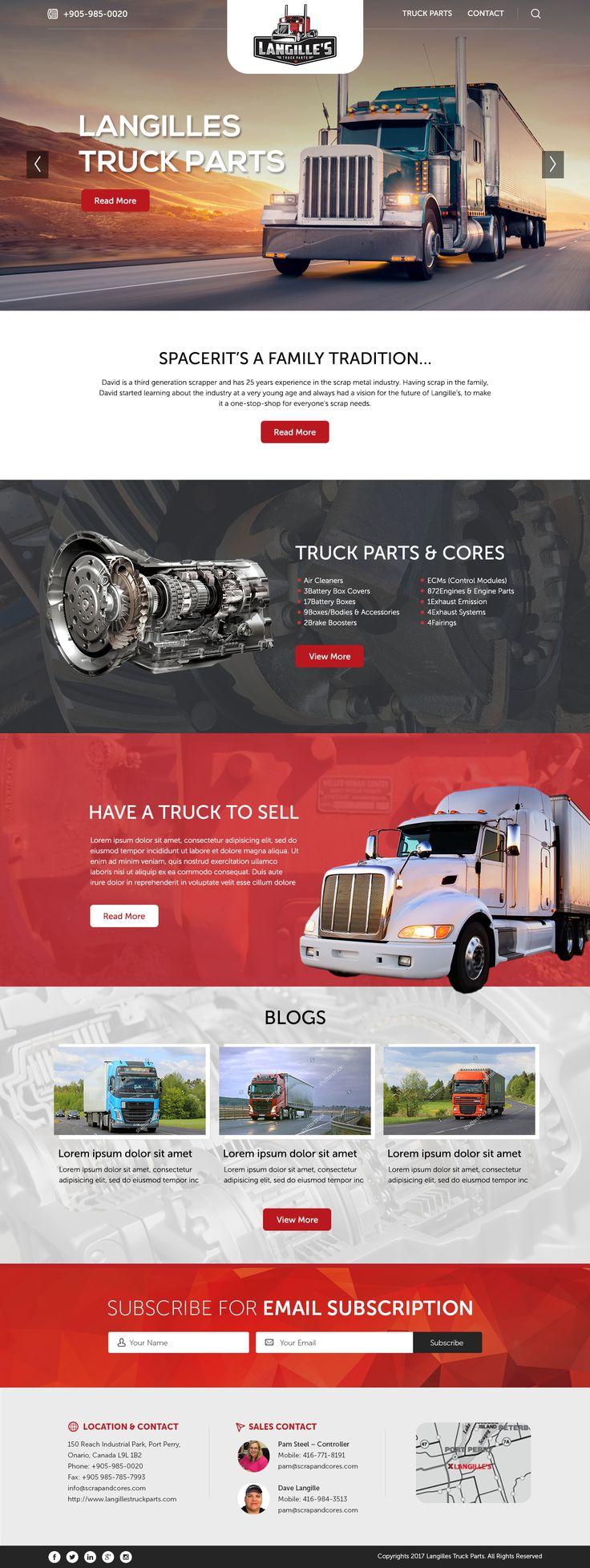 Langilles-Truck-Parts