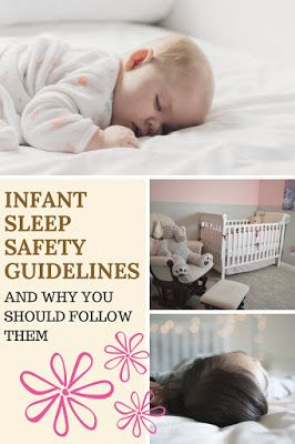 Before and After Baby: Why You Should Follow Infant Sleep Safety Guidelines