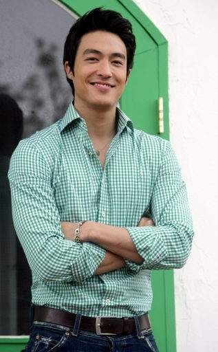Daniel Henney. Probably one of the few Asian men I find SO attractive.