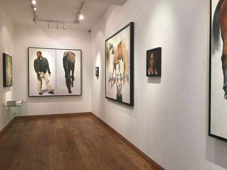 Chris Stevens at Beaux Arts Gallery London