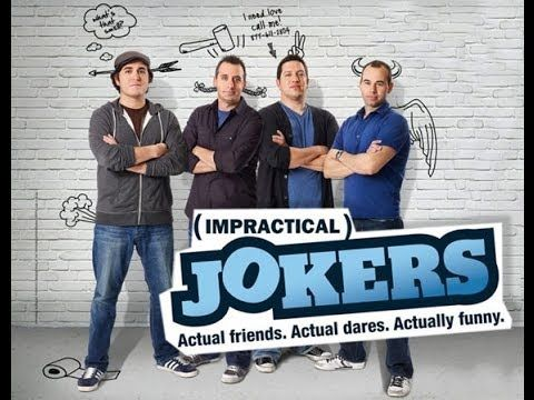 Impractical Jokers Season 03 Episode 09 Full