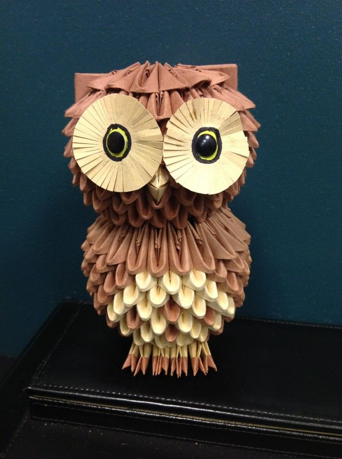 17 Best images about 3D origami on Pinterest | Origami art ... - photo#25
