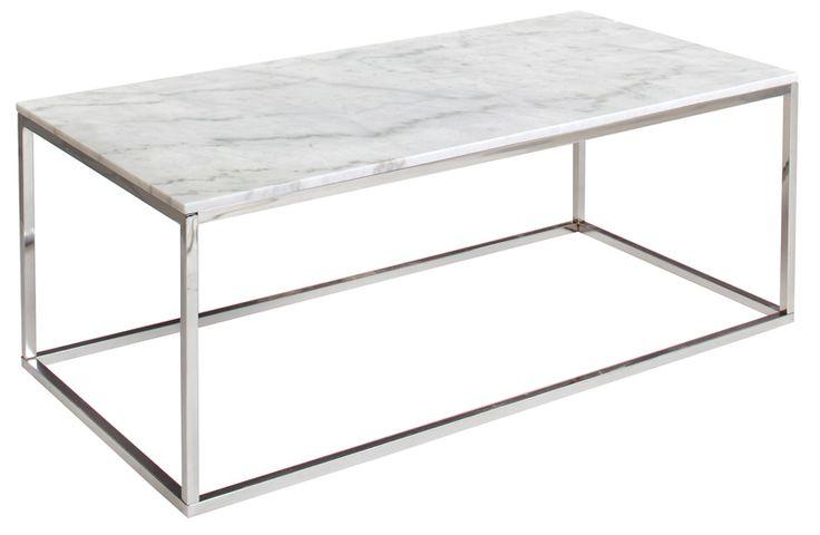 Bord - stort utvalg til din stueAcrtic sofabordhvit marmor BreddeLengdeHøydeOverflateVarekode 60 cm120 cm48 cmhvit marmorKP101209 Våre marmorbord består av ekte marmor og er lett overflatebehandlet fra leverandør, derfor er de litt matte/porøse. Hvis du er uheldig og søler kaffe eller rødvin på bordplaten må det tørkes bort med umiddelbart, ellers setter fargen seg i marmoren.  Dersom du ønsker en mer slitesterk overflate, som også blir mer mettet; kan en bruke pleieproduktet Marble…