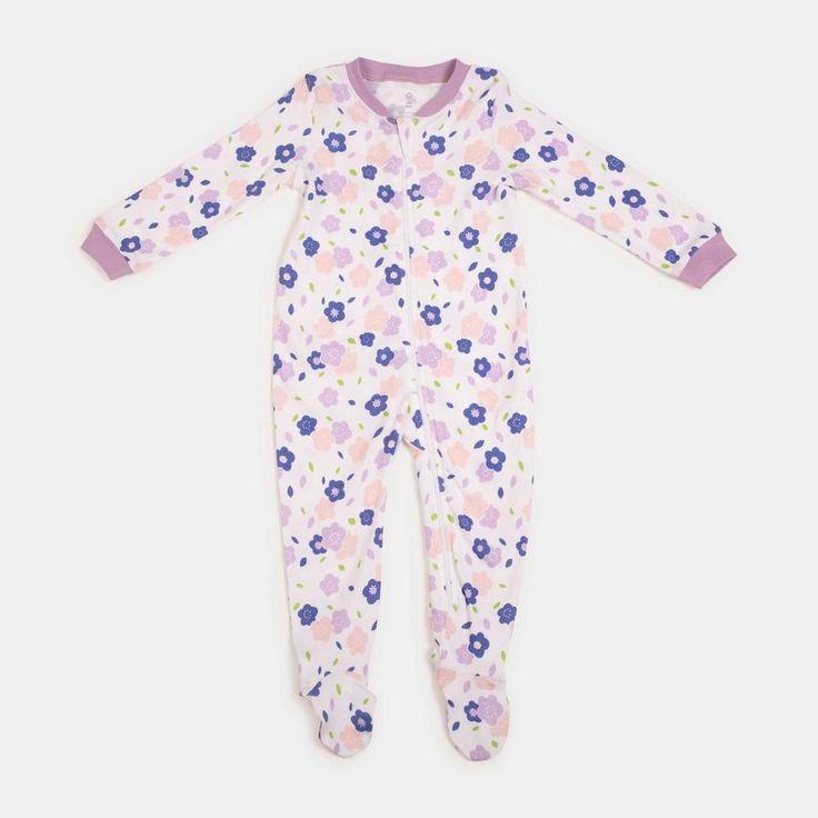 Infant Girls' Floral Sleeper for $8.97