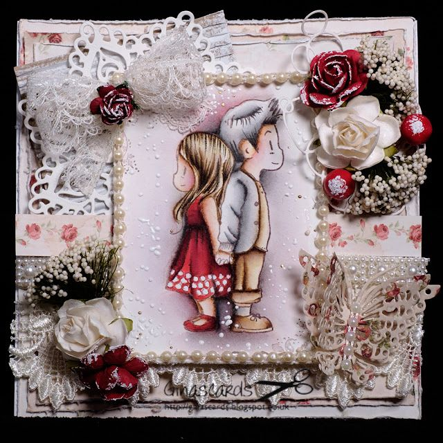 Gina's Cards: Dreamerland Crafts - 'Always Got Your Back'
