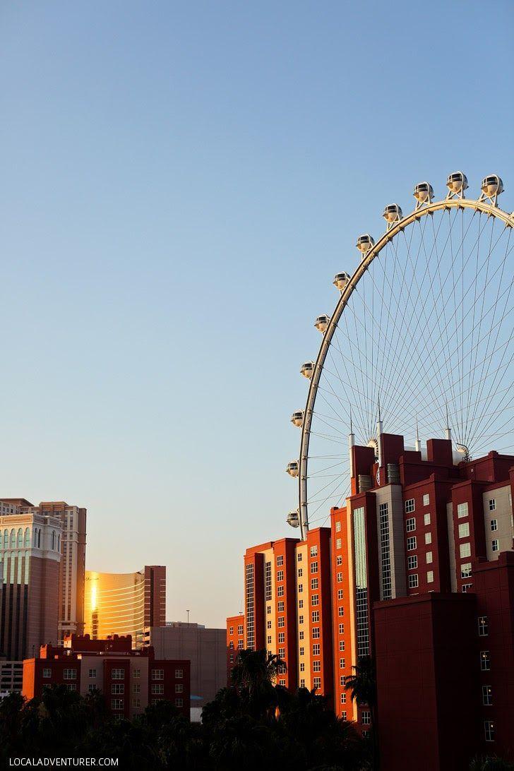The High Roller Las Vegas - The Biggest Ferris Wheel in the World 2015 // localadventurer.com