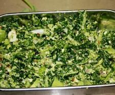 Kale, broccoli and almond salad | Official Thermomix Recipe Community | #Thermomix | #Christmas | #Salads