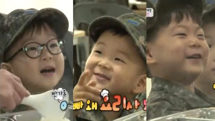 "Song Triplets Aren't Fooled for Even a Second by Song Il Gook's Disguise on ""The Return of Superman"""