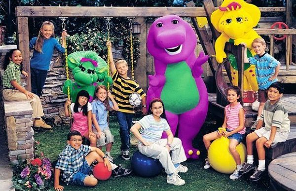 When Selena first stepped onto the music scene, we knew we'd seen that cute, adorable face somewhere before. That's right guys, Selena starred in Barney and Friends in the early 2000s. The singer spent a lot of her childhood days with everyone's favorite big purple dinosaur. That isn't the only lucky thing she's got to brag about. This is also where Selena met her longtime friend, Demi Lovato, who also starred on the children's show!