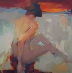 Sunset by Michael Steirnagle ~ 24 x 24