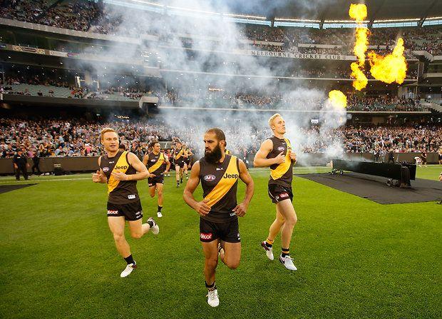 AFL Richmond Tigers vs Carlton Blues Live Streaming 2018 online