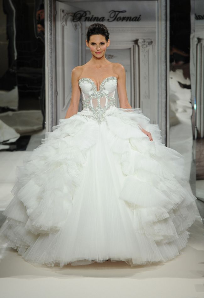 Pnina Tornai Pre-Owned Wedding Dresses