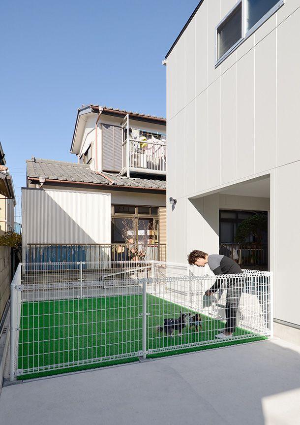 ドッグランのある家・間取り(千葉県浦安市) | 注文住宅なら建築設計事務所 フリーダムアーキテクツデザイン