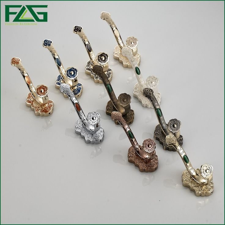 Cheap flg, Buy Directly from China Suppliers:FLG Multiple Choices Luxury Coat  Hooks Wall