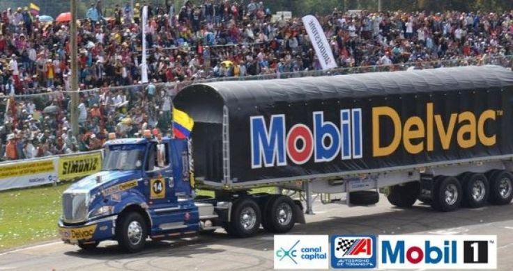 Canal Capital transmitirá el Premio Mobil Delvac