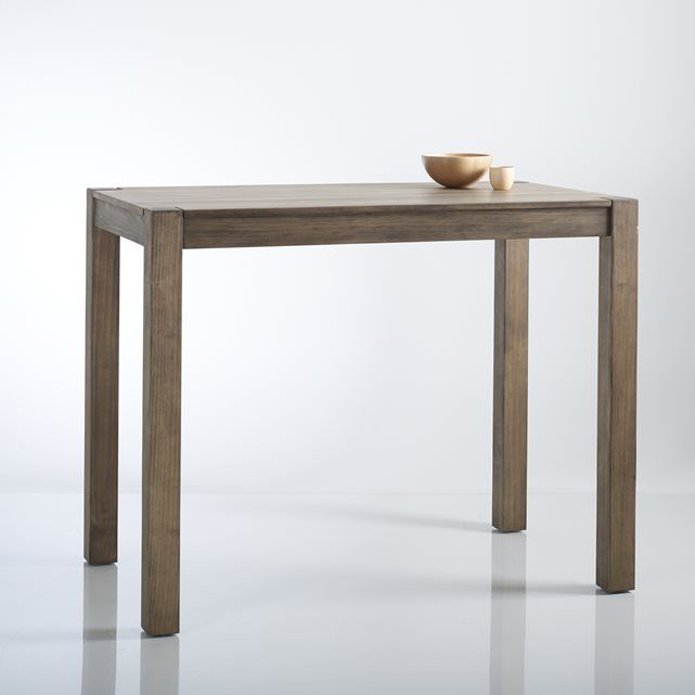 Les 25 meilleures id es de la cat gorie table haute bar for Table salle a manger haute design