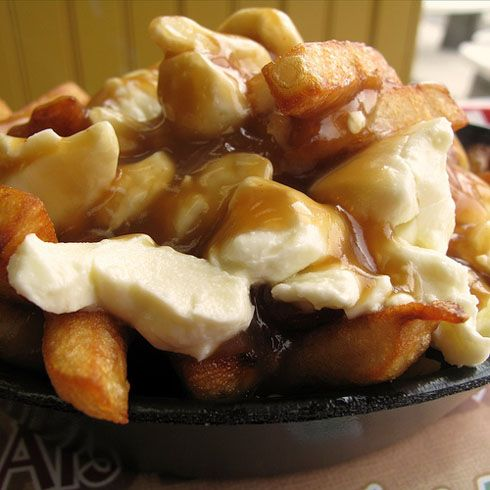 Food Focus: The Perfect Poutine « Chef Marcus Samuelsson. Celebrating Canada day with this today :)