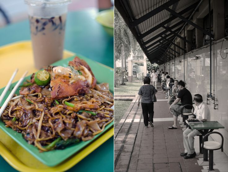 Maxwell Road Food Centre, Singapore - by heneedsfood.com