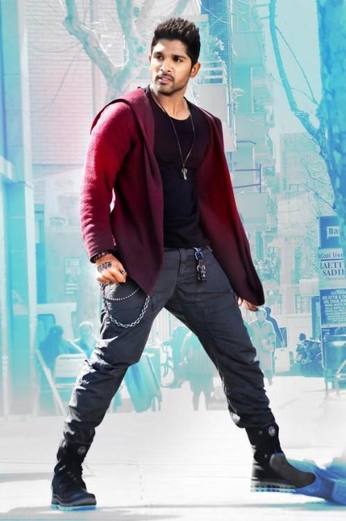 'Iddarammayilatho' Movie - Action Stills ft. Allu Arjun