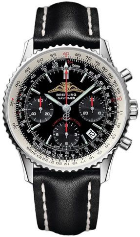 Breitling Watch Navitimer AOPA Limited Edition #basel-15 #bezel-bidirectional #bracelet-strap-crocodile #brand-breitling #case-material-steel #case-width-48mm #chronograph-yes #date-yes #day-yes #delivery-timescale-call-us #dial-colour-black #gender-mens  https://www.thesterlingsilver.com/product/seiko-mens-5-automatic-watch-snxs77/