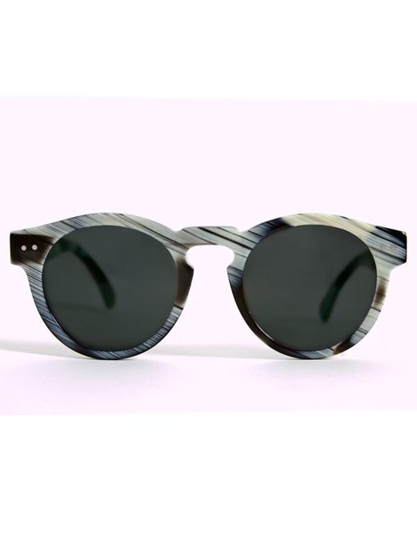 Illesteva Leonard Horn Sunglasses