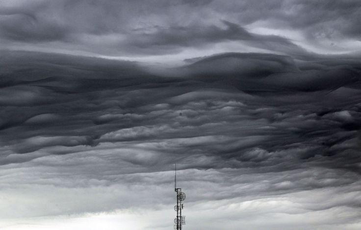 Supercells and mega storms: America's violent weather. Joplin, Missouri