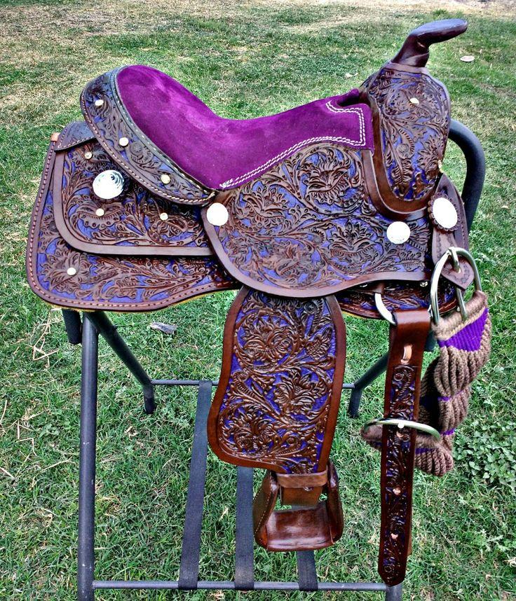 Mejores 16 im genes de monturas texanas en pinterest para ni os y sillas de montar - Silla montar caballo ...