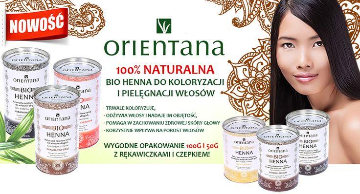 Orientana - kosmetyki naturalne - sklep internetowy