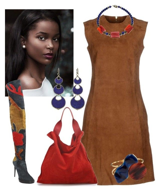 Dolige by blorden on Polyvore featuring Laurence Doligé, Burberry, Jil Sander, Marni and Annoushka