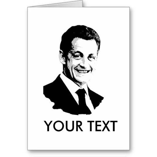 Nicolas Sarkozy Card