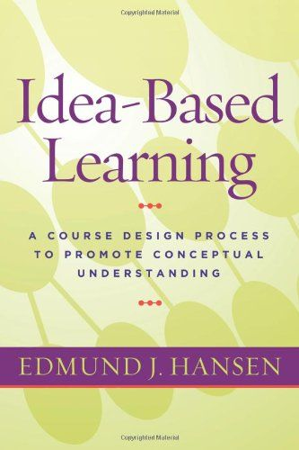 This book offers excellent support for course design.  Idea-Based Learning: A Course Design Process to Promote Conceptual Understanding by Edmund J. Hansen http://www.amazon.ca/dp/1579226140/ref=cm_sw_r_pi_dp_T87vub0Q7HRV4
