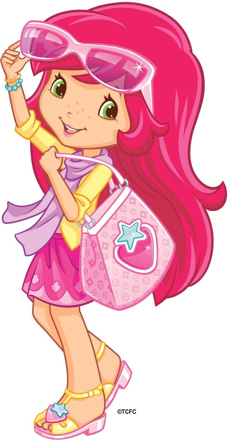 Strawberry Shortcake:)   Cartoon .COM   Pinterest ...