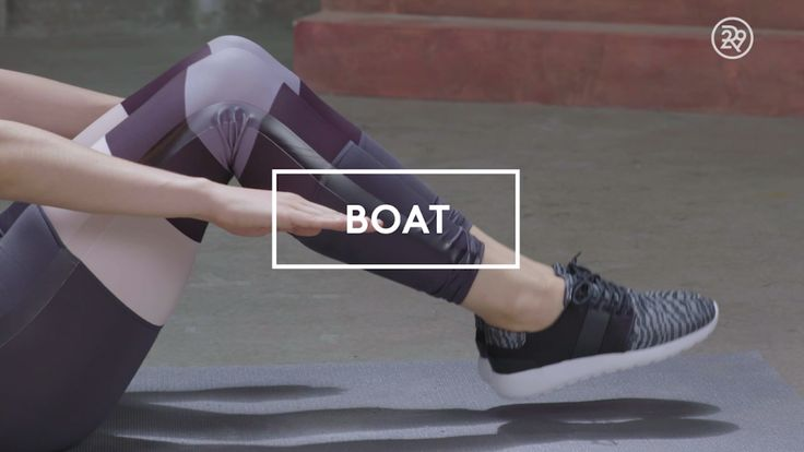 Core Work? Try The Boat