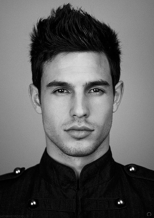65 best perfect jaw line images on pinterest for Anthony french tattoo