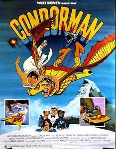 disney posters 1980 | ... -Condorman-Walt-Disney-1981-Condorman-Michael-Crawford-movie-poster