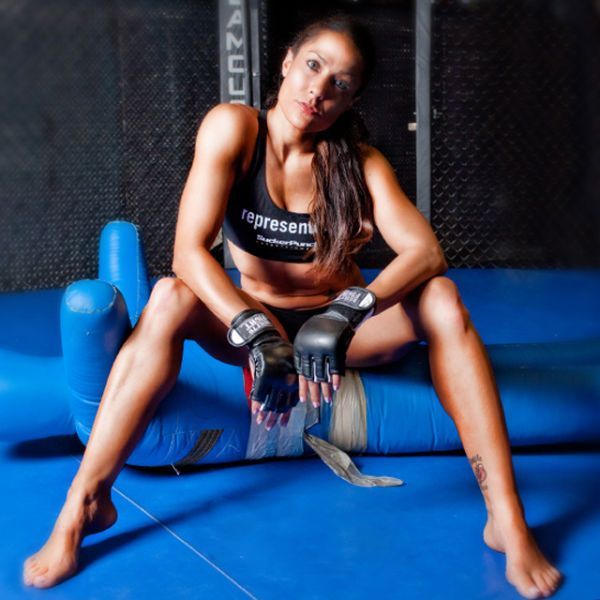 263 Best Woman Mma Warriors Images On Pinterest  Mixed -5208