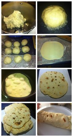 Thermomix Wraps Recipe https://www.thermoboutique.com *****************************************************