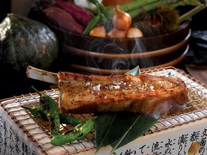 Robatayaki at Mikuni - Japan