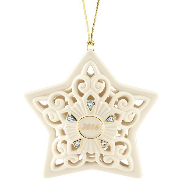 510 best Lenox Christmas Ornaments images on Pinterest | Christmas ...