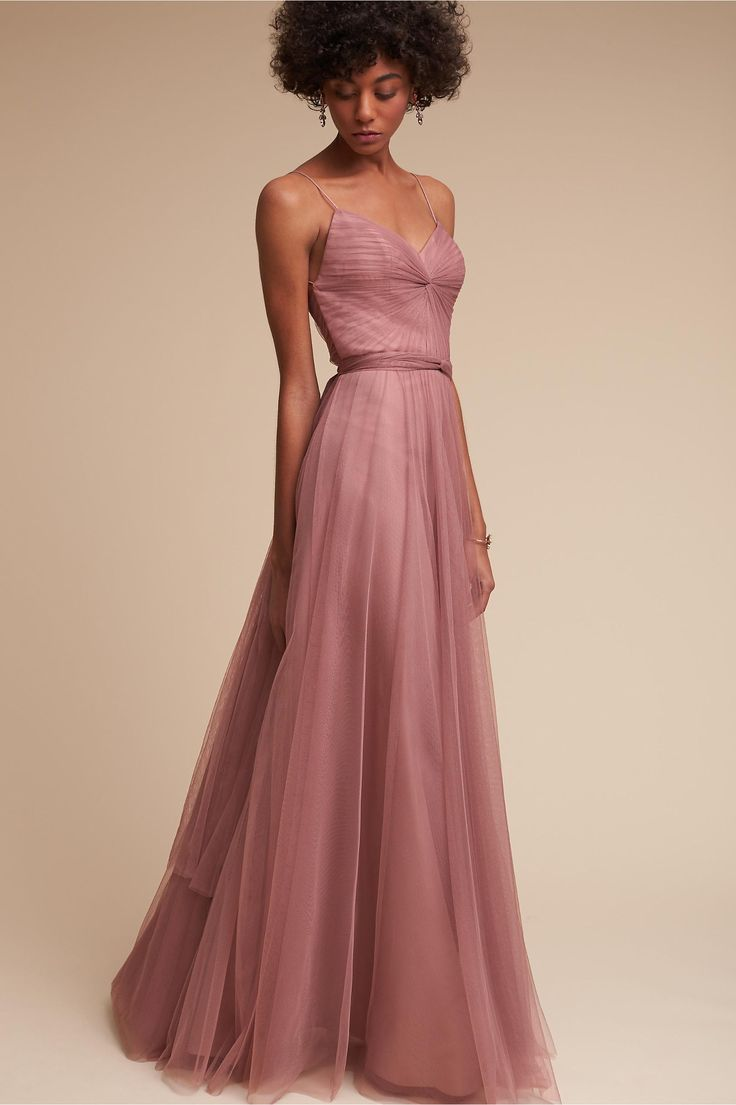 but LILAC tho -- BHLDN Tinsley Dress in  Bridesmaids View All Dresses | BHLDN
