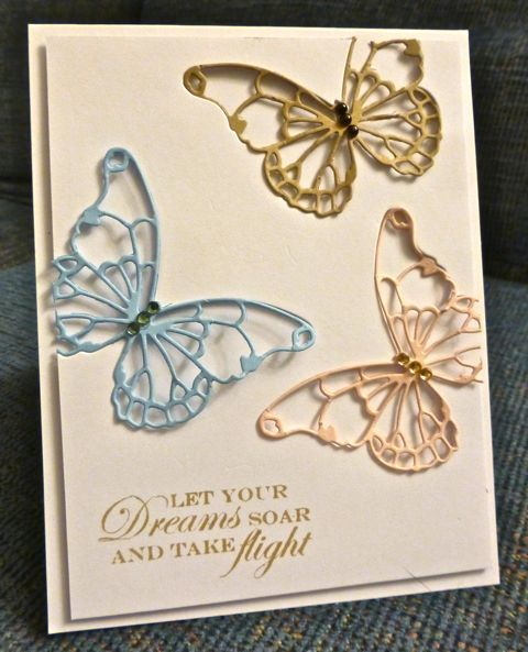 CC429  Let Your Dreams Take Flight by hskelly - Cards and Paper Crafts at Splitcoaststampers